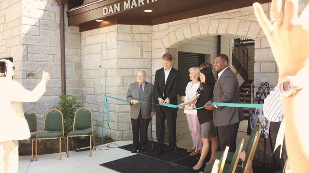 Dan-Martin-Pool-House-Ribbon-Cutting