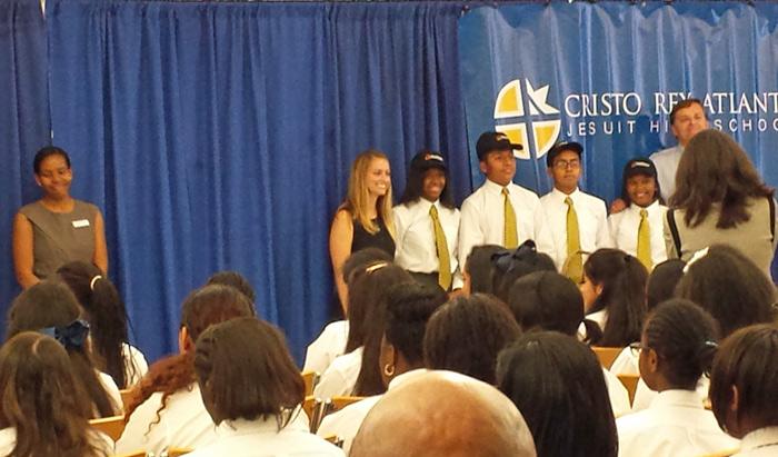 Cristo-Rey-Atlanta-Jesuit-High-School-Draft-Day